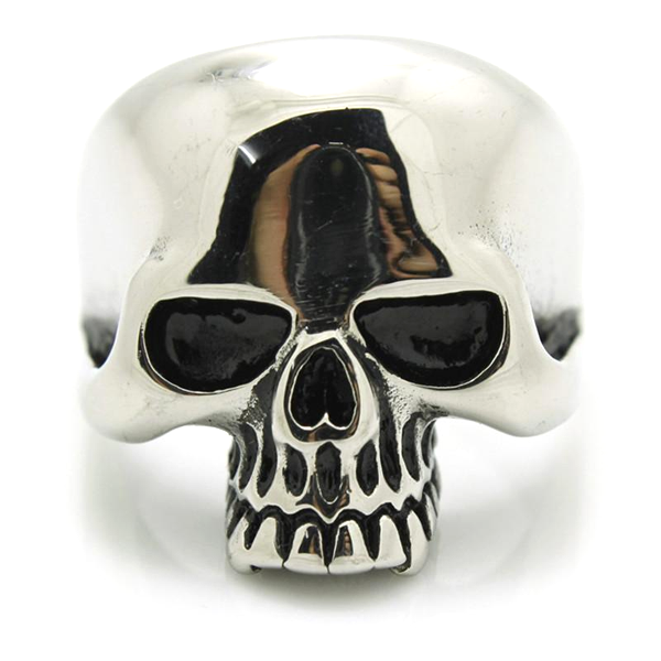 Men's Skull Ring - Florence Scovel - 1