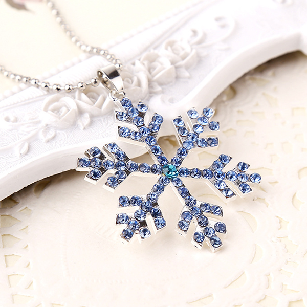 Frozen Princess Necklace - Florence Scovel