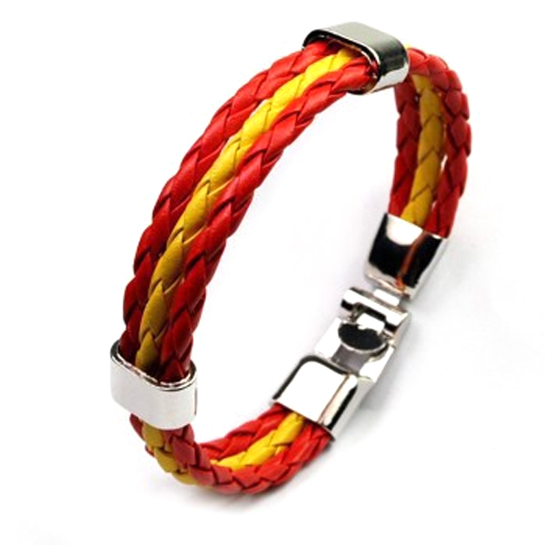 Team China Flag Bracelet - Florence Scovel - 1