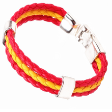 Team Spain Flag Bracelet - Florence Scovel - 2