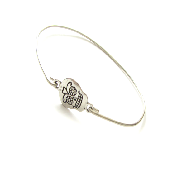 Sugar Skull Bangle - Florence Scovel - 1