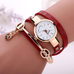 Rose Gold Charm Wrap Watch - Florence Scovel - 4