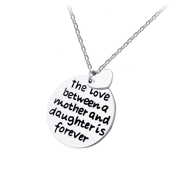 The Love Between a Mother and Daughter is Forever - Florence Scovel - 1