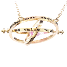 Rotating Time Turner Necklace - Florence Scovel - 6