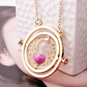 Rotating Time Turner Necklace - Florence Scovel - 2