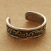 Antique Adjustable Toe Ring - Florence Scovel - 4