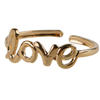 Love Letter Fashion Toe Ring - Florence Scovel - 4
