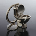 Toilet Key Chain - Florence Scovel - 3