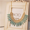 Bohemian Tassels Fringe Drop Statement Necklace - Florence Scovel - 3