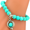 Ancient Circle Ring Turquoise Bracelet - Florence Scovel - 2