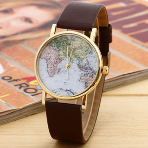 Wanderlust Leather Strap Watch - Florence Scovel - 2