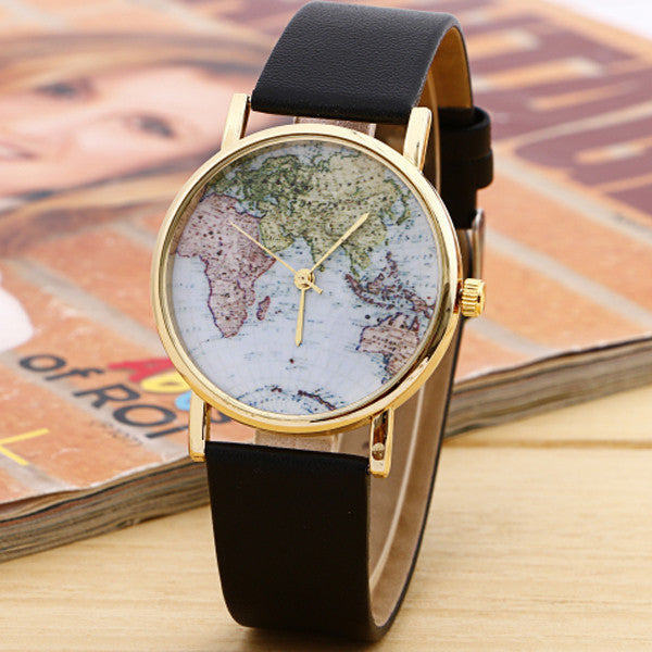 Wanderlust Leather Strap Watch - Florence Scovel - 1