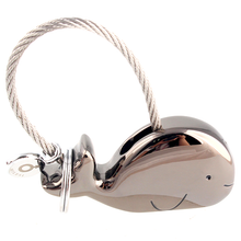 Whale Key Ring For Lovers With Free Gift Box - Florence Scovel - 4