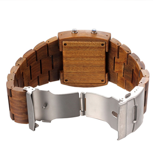 Luxury Sandalwood Analog Watch - Florence Scovel - 4