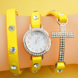 Holy Cross Watch - Florence Scovel - 6