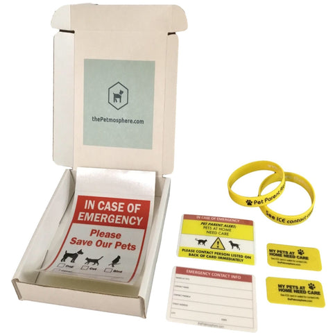 The Pet Parent Alert Premium Kit
