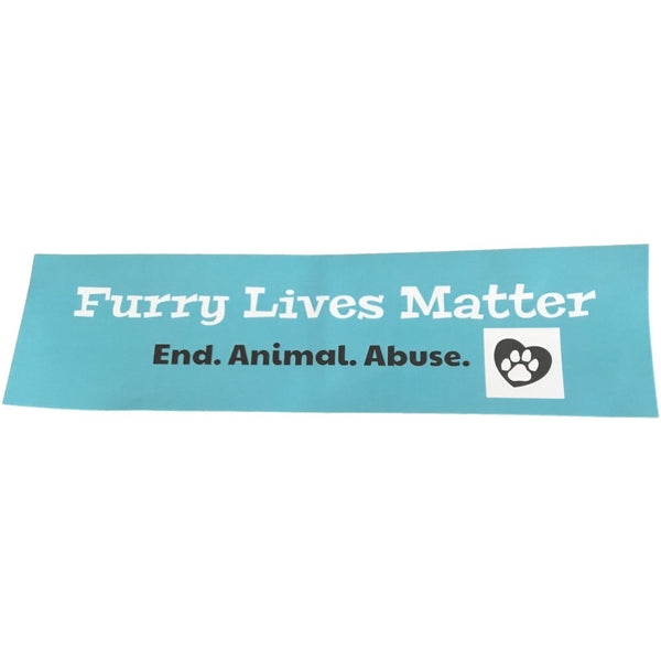 Furry Lives Matter Statement Set