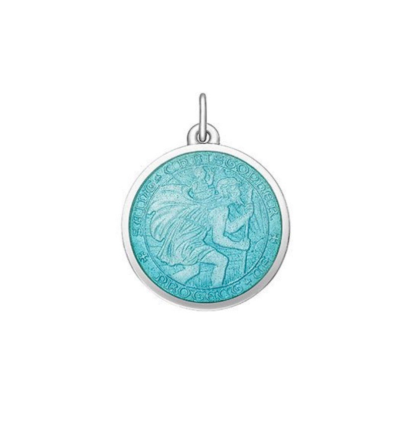 Holy Bauble St Christopher Charm