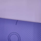 Purple Yoga Mat / Glute Band Combo Pack