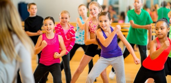 Jazz (Ages 6-10) April 2020