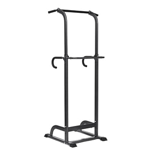 Home Gym Pull Up Fitness Station Tower Power Dip Bar Exercise Stand