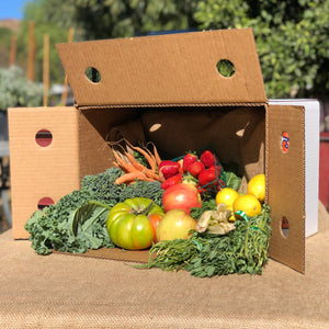 Seasonal Fruits & Veggies Box