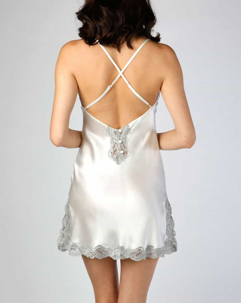 Ginger Button Back Chemise
