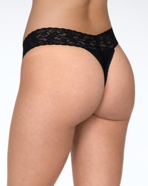 Cotton Original Rise Thong