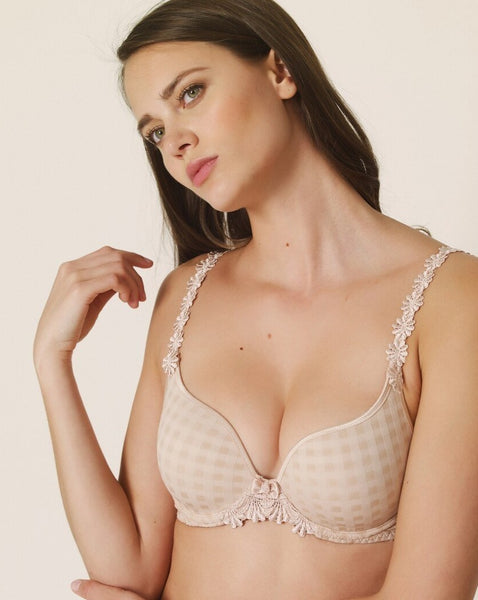 Avero Padded Heart Shape Bra
