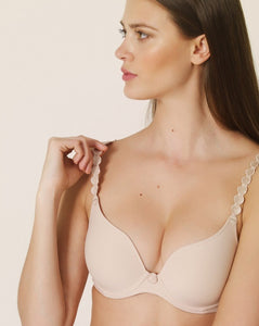 Tom Heart Shape Bra