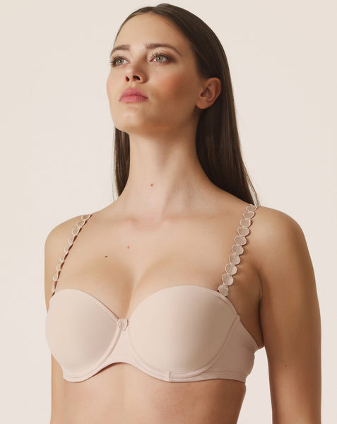 Tom Strapless Bra