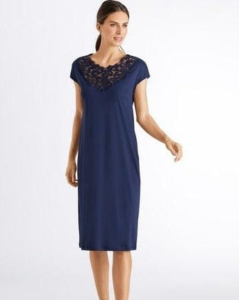 Najuma Cotton Short Sleeved Nightdress