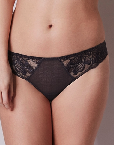 Promesse Leavers Lace Tanga