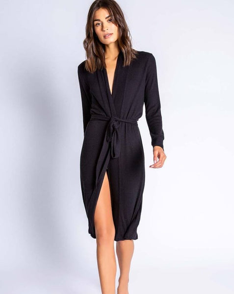Textured Basics Robe