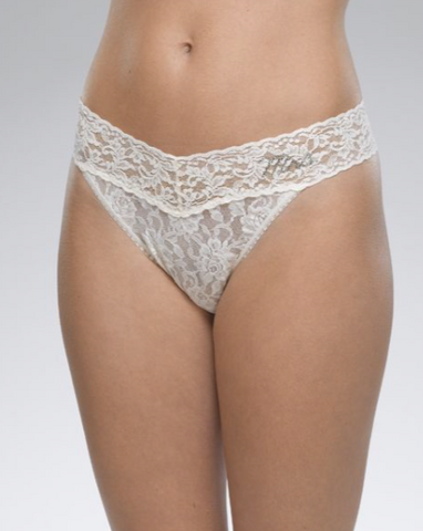 "Bridal ""Mrs"" Original Thong"