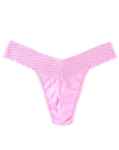 Eco Cotton Original Rise Thong