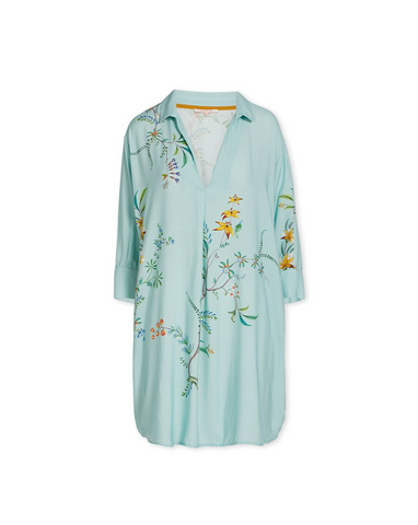 Grand Fleur Dalish Nightdress Blue