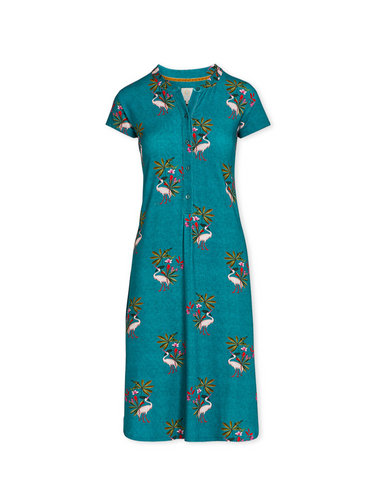 My Heron Green Dalia Night Dress