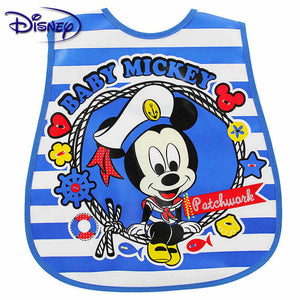 Disney Waterproof Baby Bibs for 0-3 Years - Mamma & Child