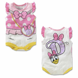Disney Newborn Jumpsuit Rompers for Baby Boys and Girls - Mamma & Child