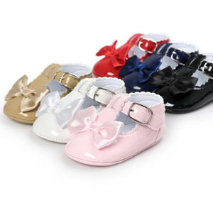 Sweet Ribbon Buckle Shoes - Mamma & Child