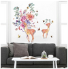 Colorful Flowers Bird Stickers for Home Décor - Mamma & Child