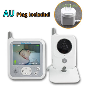 Portable Security Camera for Baby Monitoring - Mamma & Child