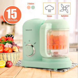 Electric Baby Food Grinder - Mamma & Child