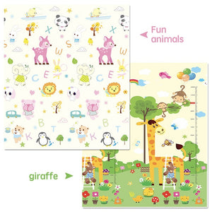 Crawling Rug Play Mat for Children - Mamma & Child