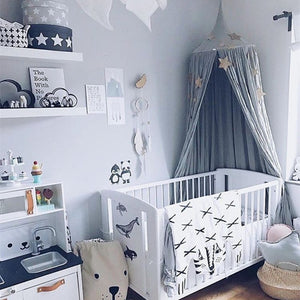 Baby Crib Mosquito Net Canopy - Mamma & Child