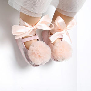 Ballerina Dreams Baby Girl Shoes - Mamma & Child