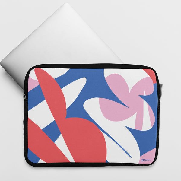 Nature's Particles II Laptop Sleeve - BKZCREATIVE | Creative apparel by Bogdan Katsuba