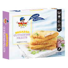 Load image into Gallery viewer, DoDo Breaded Cuttlefish Fillets