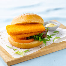 Load image into Gallery viewer, DoDo Breaded Fish Burger (L)